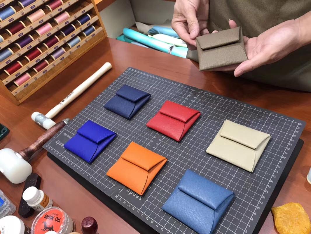 HERMES 爱马仕 卡包 配全套专柜原版包装 全球发售