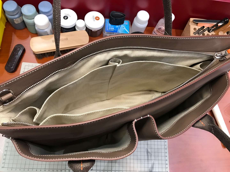 【男包】大篷车 有肩带(可手拿可斜挎) swift皮  现货  尺寸:38×32×12cm